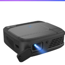 CAIWEI H6W Smart DLP Mini Pocket Projector Wifi 3D Projectors 3300 Lumens 1080P Full HD Home Theater TV Protable Beamer HDMI