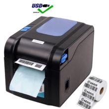 Barcode Printer Thermal Receipt Label Printer Bar Code