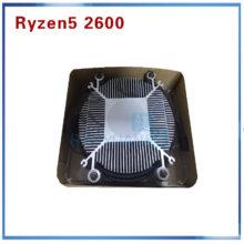 New Seal BOX  AMD Ryzen 5 2600 R5 2600 3.4 GHz Six-Core Twelve-Core 65W CPU Processor YD2600BBM6IAF Socket AM4 with cooler fan