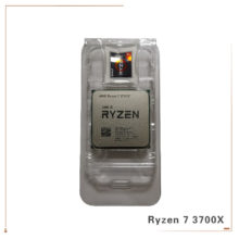 AMD Ryzen 7 3700X R7 3700X 3.6 GHz 7NM L3=32M 100-000000071 Eight-Core Sinteen-Thread CPU Processor Socket AM4